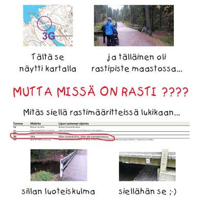 Yörogaining Oulu – Bulletin 1