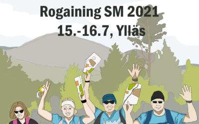 Rogaining SM 2021 Bulletin 1